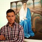 Akademski slikar i ikonopisac
