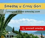 Apartmani / Smestaj Crna Gora
