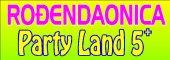 Rođendaonica PARTY LAND 5+