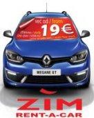 ZIM Rent a car Beograd