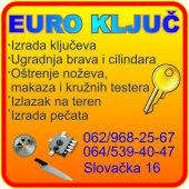 Euro ključ