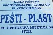 PEŠTI-PLAST